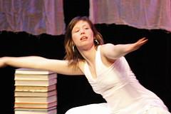 Lida Winfield, dance artist and educator